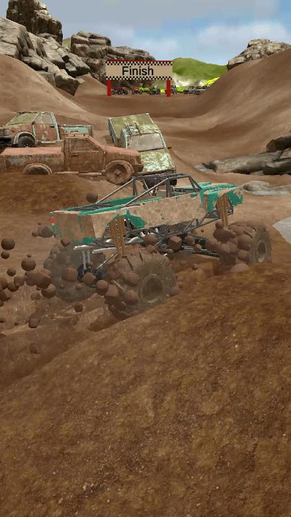 泥泞的竞速安卓版 V0.1